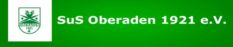 Banner SuS Oberaden