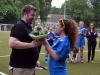 Meisterfeier Damen - Aufstieg in die Bezirksliga (29.05.2016)