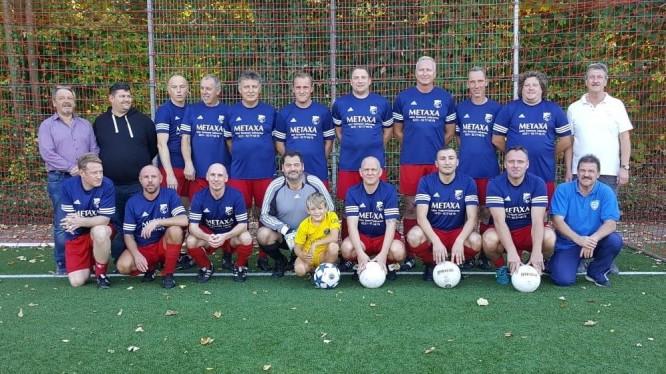 Mannschaftsfoto Altherren (Saison 2019/2020)