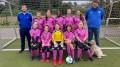 Mannschaftsfoto D-Juniorinnen (Saison 2020/2021)