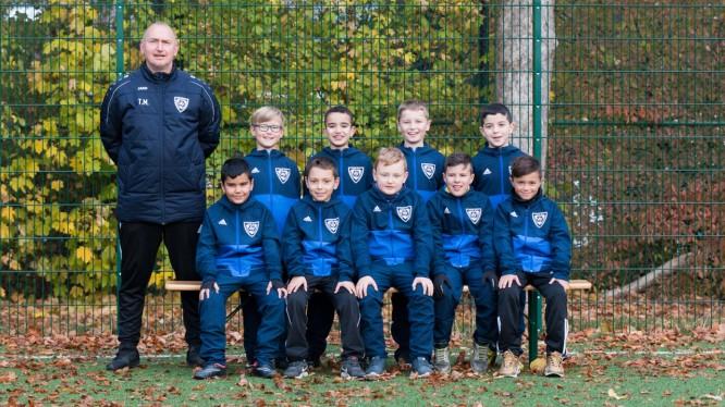 Mannschaftsfoto E2-Junioren (Saison 2018/2019)