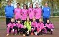 Mannschaftsfoto Juniorinnen Jahrgang 2000/2001