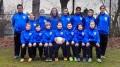 Mannschaftsfoto Juniorinnen Jahrgang 2001/2002 (Saison 2013/2014)