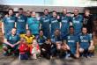 Mannschaftsfoto 1. Herren (Saison 2014/2015)