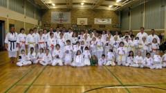 Die Karateka des Wambeler SV