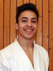 Samuel Tschunkert (Karate)