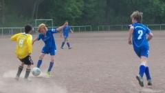 Meisterschaftsspiel D-Jugend: Wambeler SV III – SuS Derne 19