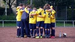 Teamgeist in der B-Jugend