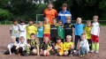 Gruppenfoto Minikicker (Juni 2012)