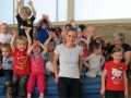 TuG: Gruppenfoto Eltern-Kind-Turnen (Mai 2013)