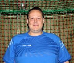 Handball-Trainer Claus Neubürger