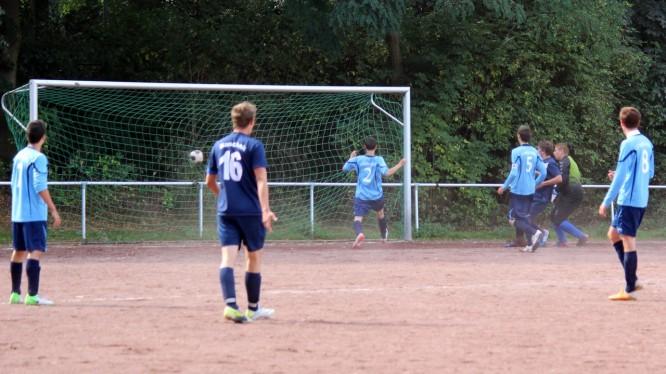 Meisterschaftsspiel A-Jugend: Wambeler SV – SV Westfalia Westholz