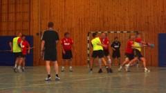 Handball Meisterschaftsspiel Erste Herren: VfL Aplerbeckermark 2 - Wambeler SV