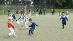 Fußball G-Jugend: Herbsturnier beim BV Herne-Süd