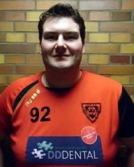Handball-Spieler Niklas Kröger