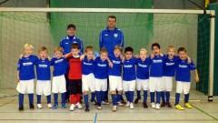 Unser Kader beim 2. Spin-Cup in Recklinghausen