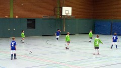 Fußball F-Jugend: Wambeler SV II - DJK Westfalia Kirchlinde II