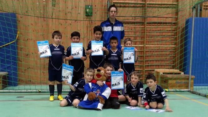 Jugend Hallenfußball-Meisterschaft: Minikicker erreichen Endrunde