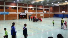 Hallenfußball-Stadtmeisterschaften Endrunde: SV Brackel 06 - Wambeler SV