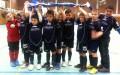 Hallenfußball-Stadtmeisterschaft Endrunde: 3. Platz für unsere Minikicker