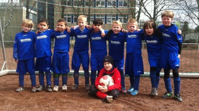 Finalrunde F-Jugend: Wambeler SV II - TuS Deusen