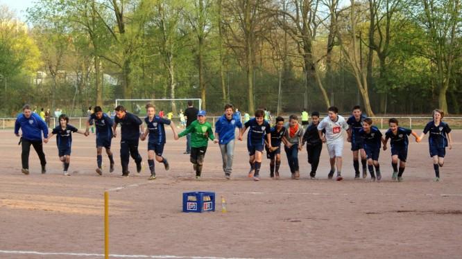 Fußball D-Jugend Meisterschaftsspiel: Wambeler SV – SV Brackel 06 II