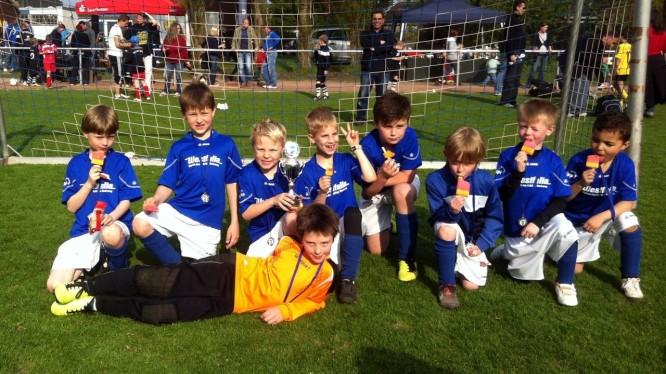F-Jugend Feldturnier beim TuS Jugendbund Niederaden