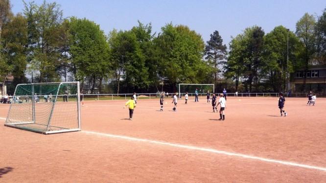 Meisterschaftsspiel E-Jugend: Wambeler SV III - VFL Schwerte II