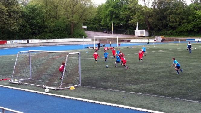 Meisterschaftsspiel: BV Brambauer-Lünen II - Wambeler SV