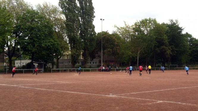 Meisterschaftsspiel C-Jugend: Wambeler SV - BV Brambauer-Lünen