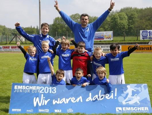F2-Jugend: Emscher Junior Cup 2013