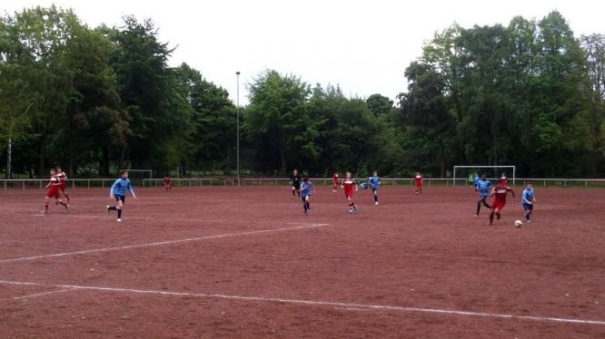 Meisterschaftsspiel C-Jugend: Wambeler SV - DJK SF Nette