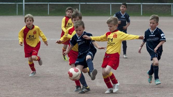 Finalrunde G-Jugend: Wambeler SV - Mengede 08/20