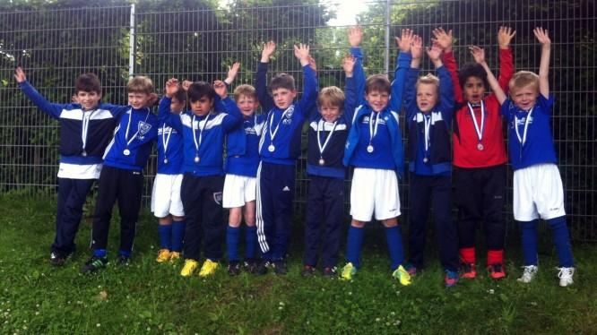 3. Platz beim Turnier des TSV Fichte Hagen