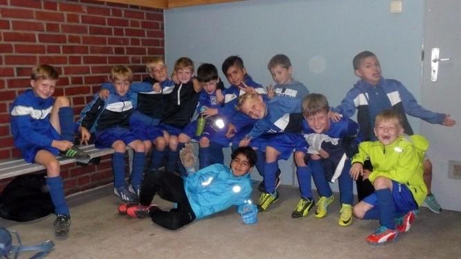 Kreispokal F-Jugend: SV Arminia Marten - Wambeler SV
