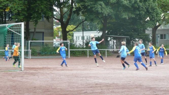 Meisterschaftsspiel C-Jugend: Wambeler SV - SG Gahmen