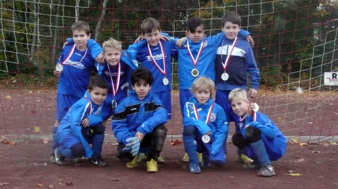 Fußballjahrgang 2005 wird Turniersieger beim SC Husen-Kurl