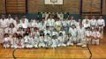 Die erfolgreichen Karatekas des WSV im Dezember 2013