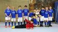 Mannschaftsfoto beim Turnier in Schwelm am 04.01.2014