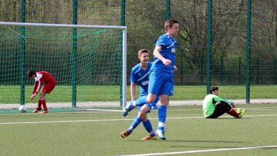Meisterschaftsspiel A-Jugend: Eving Selimiye Spor - Wambeler SV