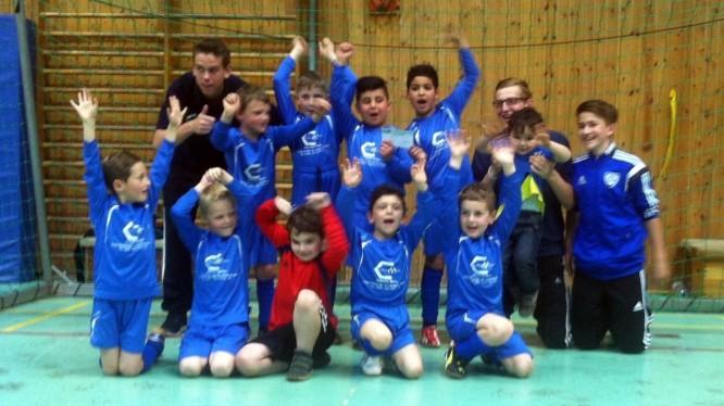 Dortmunder Jugend Hallenfußball-Meisterschaft 2014 - U8 (Jahrgang 2006) - Endrunde