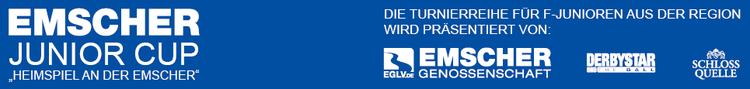Zur Homepage des Emscher Junior Cups auf RevierSport...