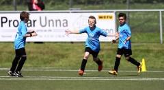 Emscher Junior Cup 2014 - Torjubel Wambeler SV