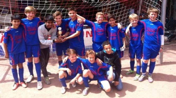 Fußball D2/D3: Toller 3. Platz zum Abschluss der alten Saison