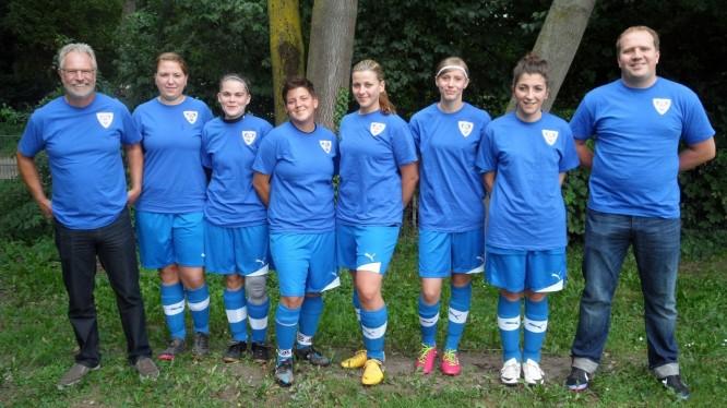 Fußball: WSV-Damen in der Vorbereitung - Neue Gesichter für Mission Liga A
