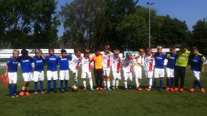 Freundschaftsspiel E-Junioren: Kirchhörder SC II - Wambeler SV II