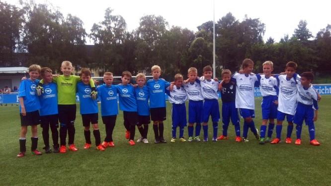 Freundschaftsspiel U10: SV BW Alstedde - Wambeler SV