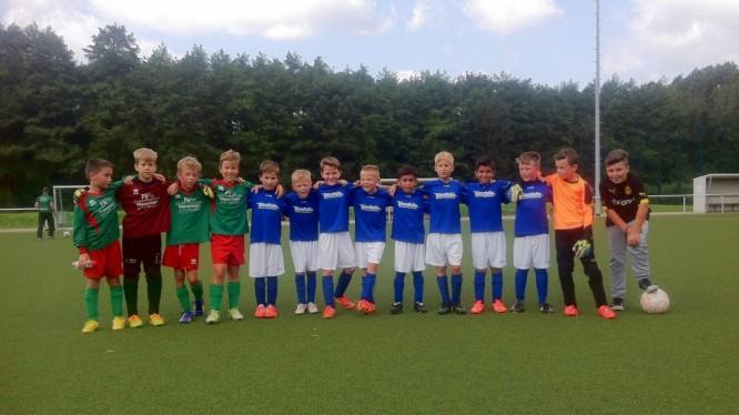 Freundschaftsspiel U10: SG Phönix Eving - Wambeler SV