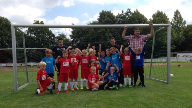 Freundschaftsspiel F-Jugend: TuS Hemmerde - Wambeler SV III
