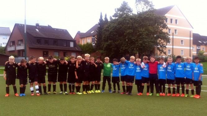 Freundschaftsspiel U10: SG Lütgendortmund - Wambeler SV